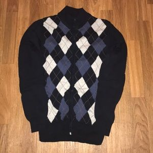 Other - 100% cotton zipper blouse